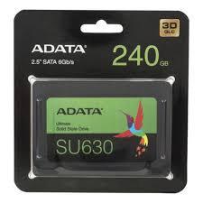 ssd adata 240GB 2.5 sata 3 asu630ss
