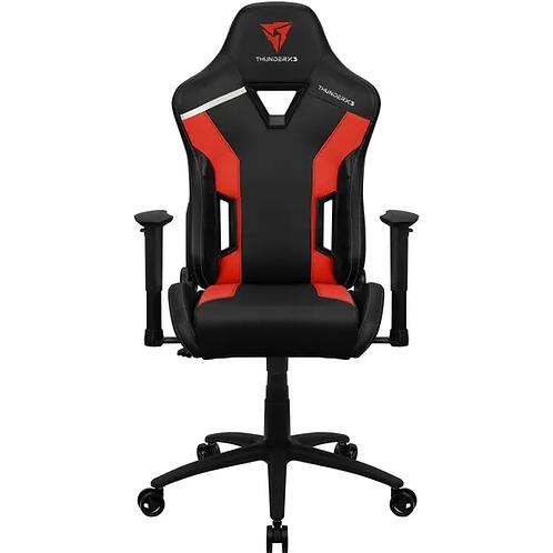 Cadeira Gamer TC3 ThunderX3 Ember Red