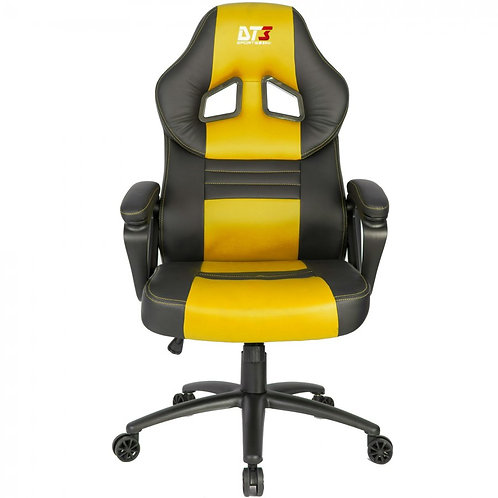 Cadeira DT3 Sports Gaming Series GTS Yellow