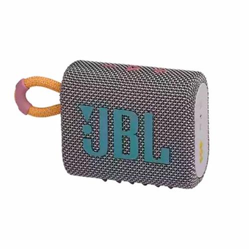 Caixa de som Portatil JBL GO3 Cinza
