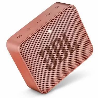 Caixa de Som Portátil JBL GO2 Rosa