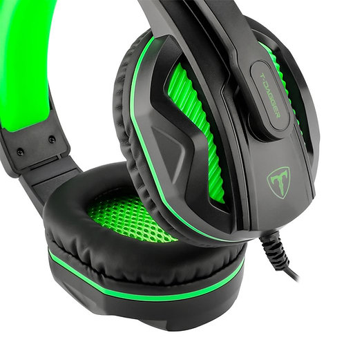 Headset Gamer Cook preto