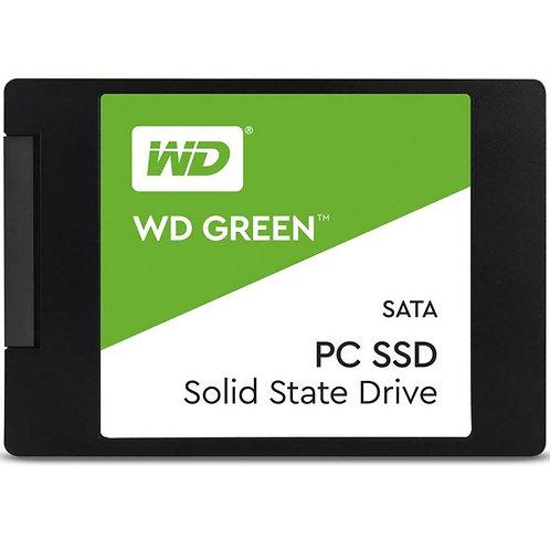 SSD WD Green 480 GB
