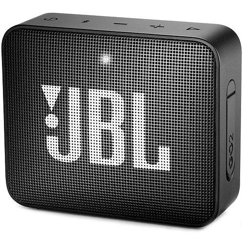 Caixa de som Portatil JBL GO2 Preta