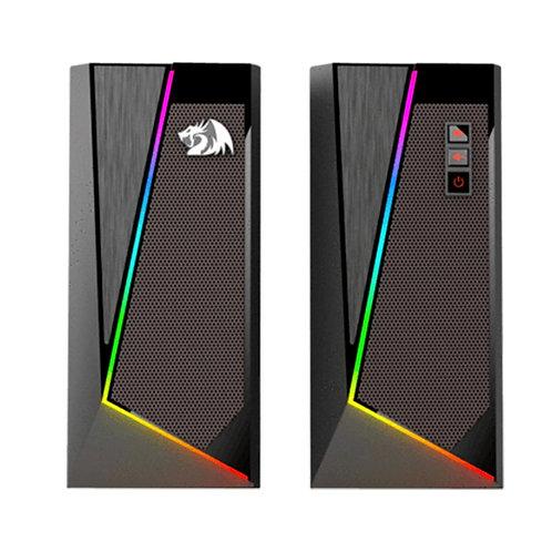 Caixa de Som Gamer ANVIL RGB