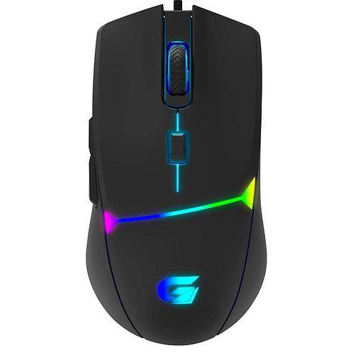 Mouse Gamer CRUSADER RGB  Preto FORTREK G