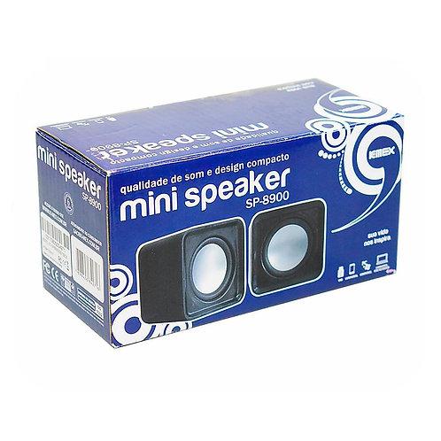 Caixa de Som Kmex SP8900 USB
