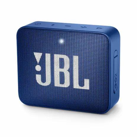 Caixa de Som Portátil JBL GO2 Azul