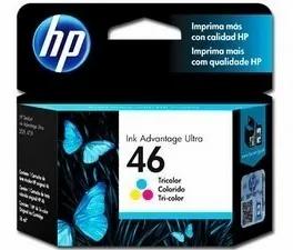 Cartucho HP 46 Color CZ638AL