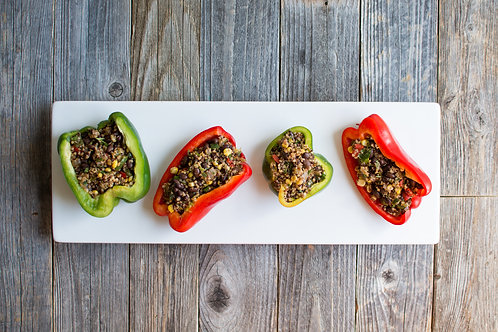 Southwest Stuffed Peppers - 4 Pack