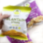 Artisan Topic 1.2oz plantain and cassava chip varieties