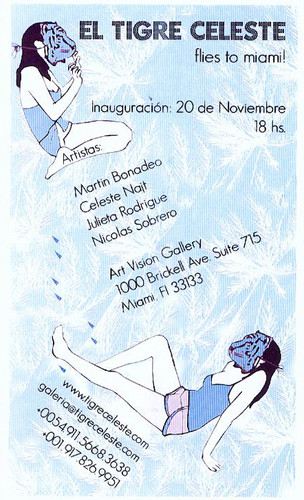 Art Vision gallery, Group exhibition. Miami, US