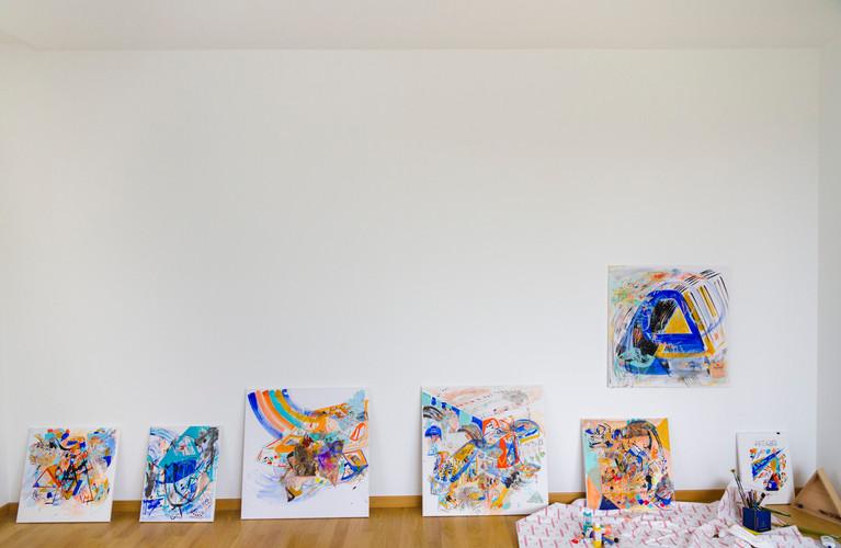 Future Expectations series, Berlin Studio