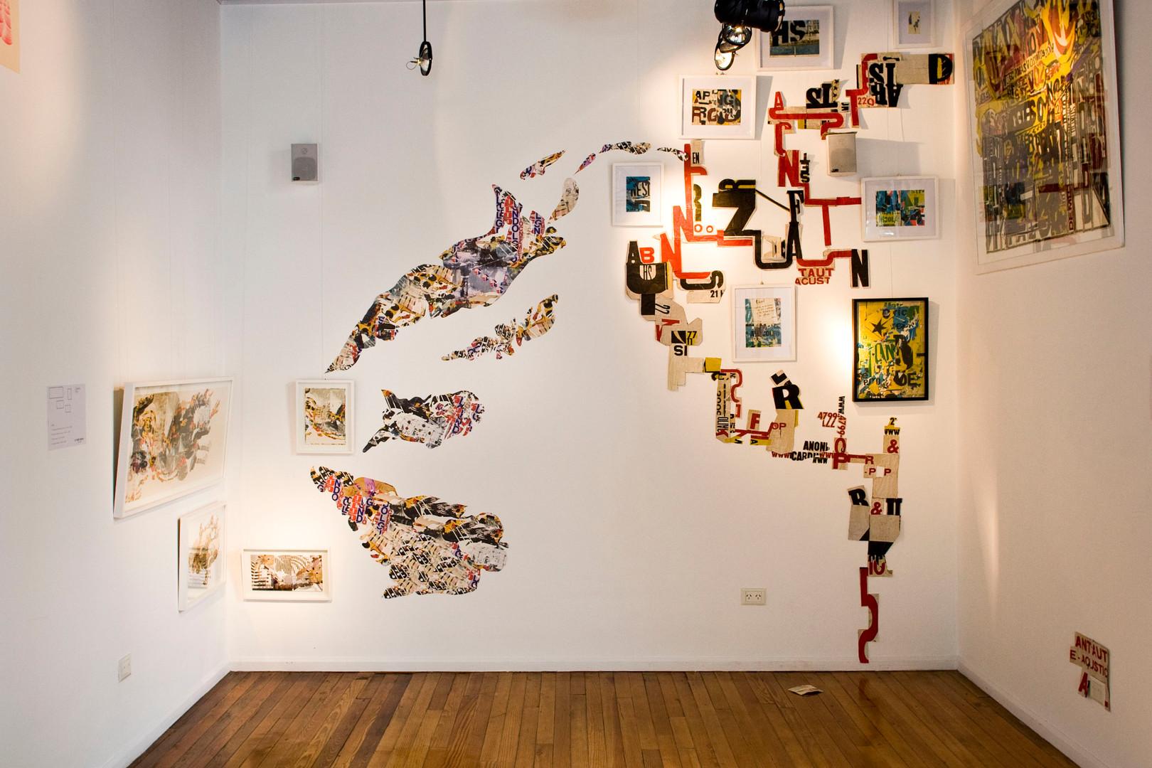 Installation on wall