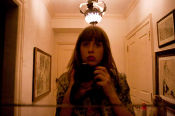Me at my home for a month, 2011.