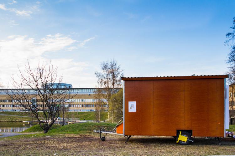 Trailer Gallery, Umeå, Sweden, Solo exhibition.