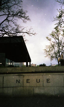 Neue, Analog photography, 2014