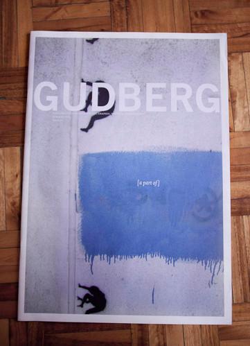Gudberg Magazine Cover