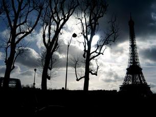 Eiffel clouds, 2006