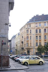 The corner from where I was living back then, 2007