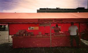 Finnish food market, 2014