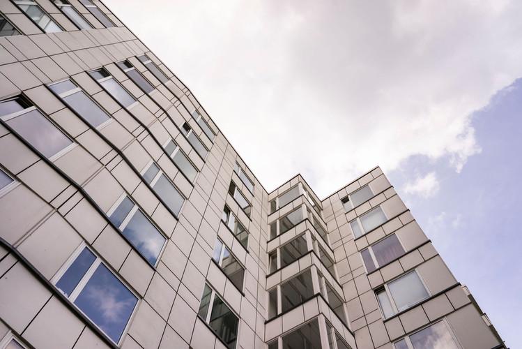 Alvar Aalto Building Facade