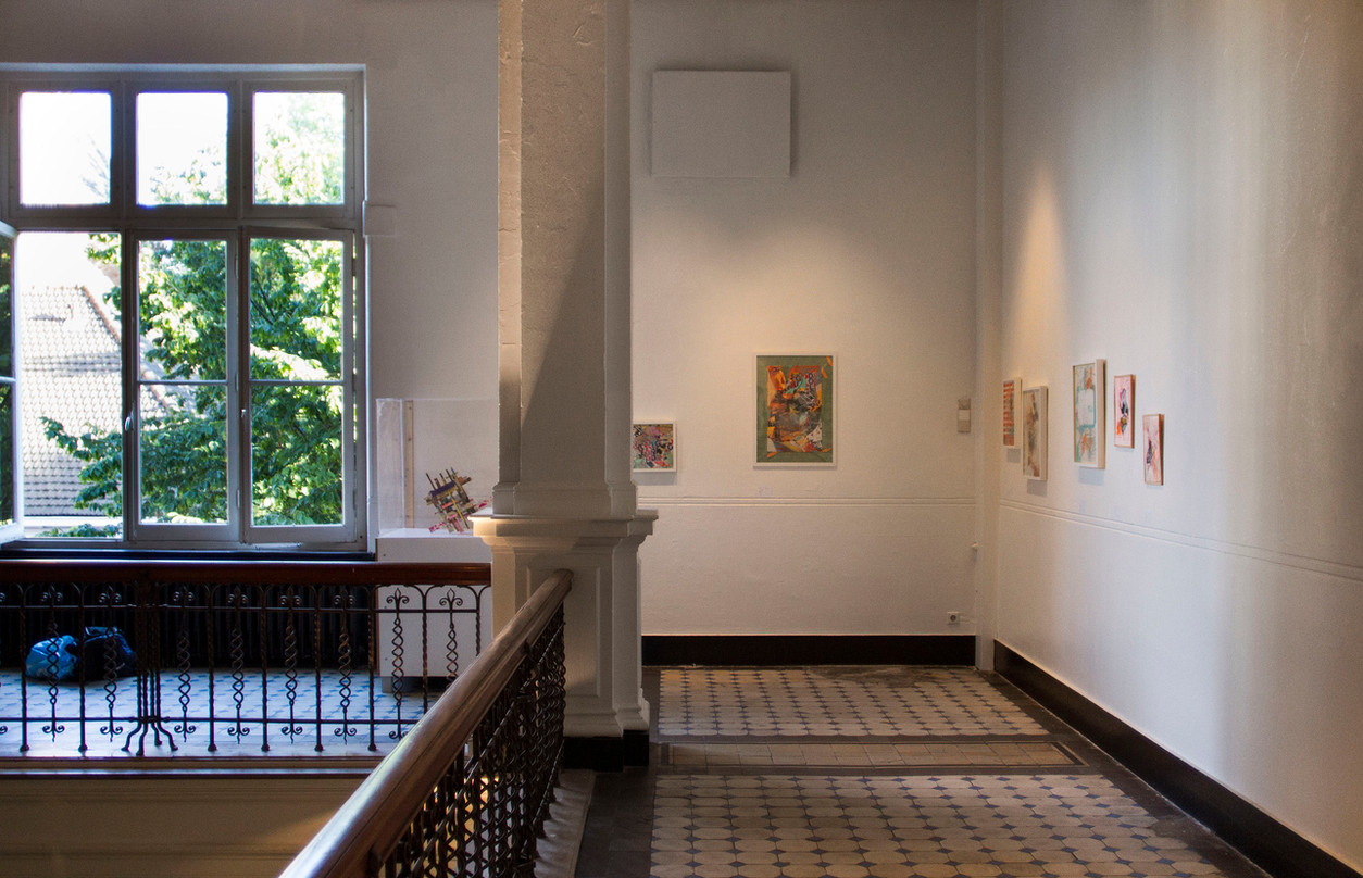 PUP Gallery, group show, Amsterdam, August 2012.