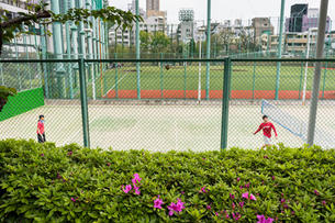 Tennis in Tokyo