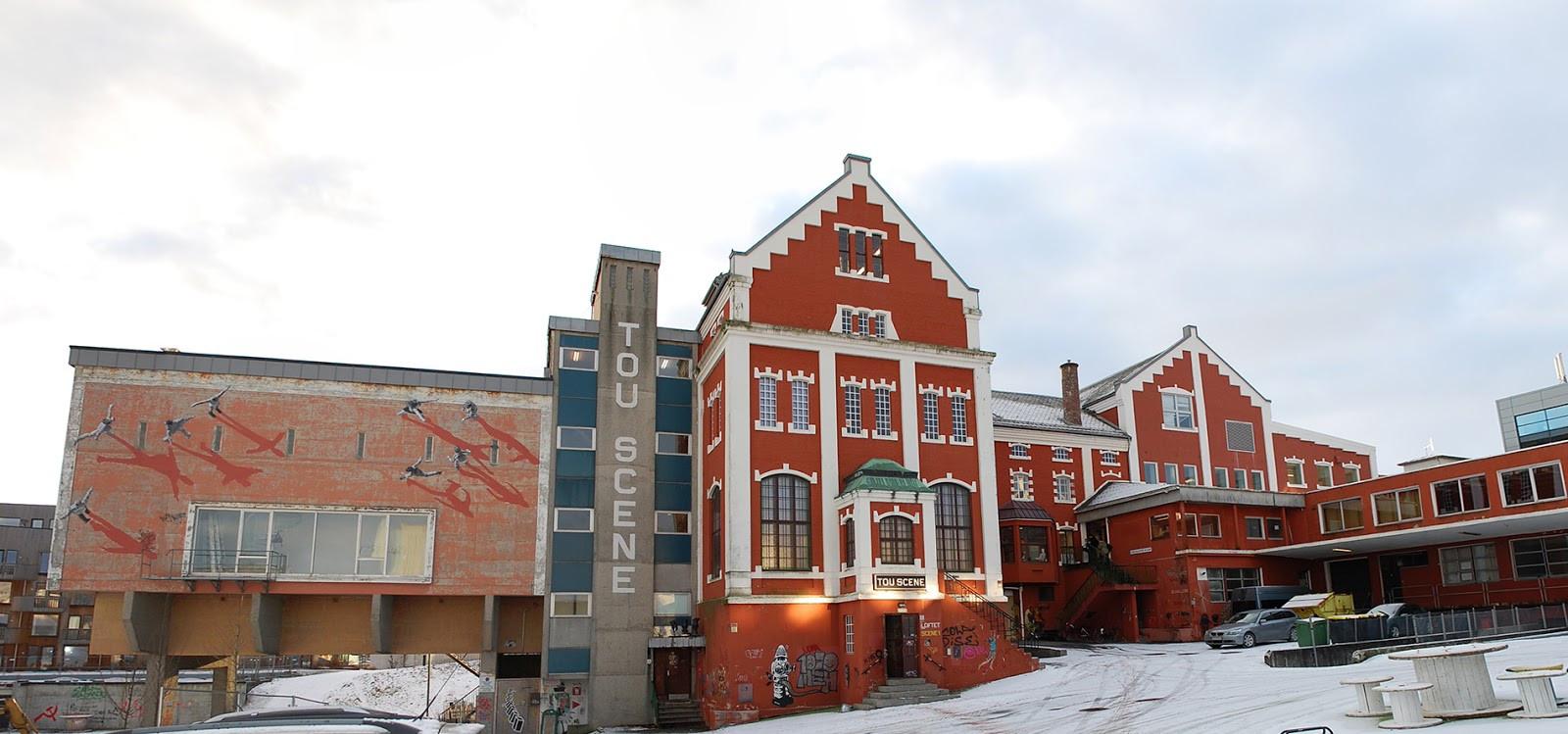 TOU SCENE, Taoh Residency, Stavanger, Norway.