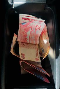 20 pesos argentinos