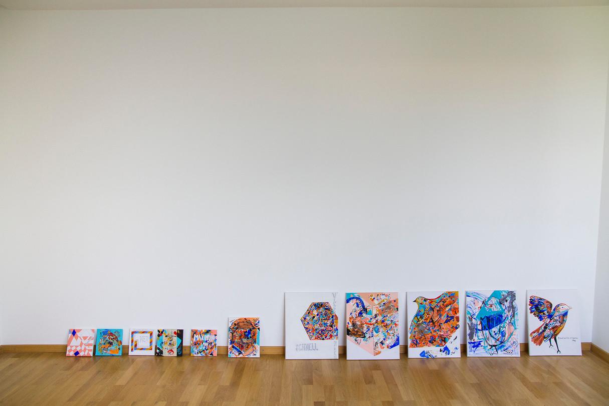 Immer Series, Berlin studio
