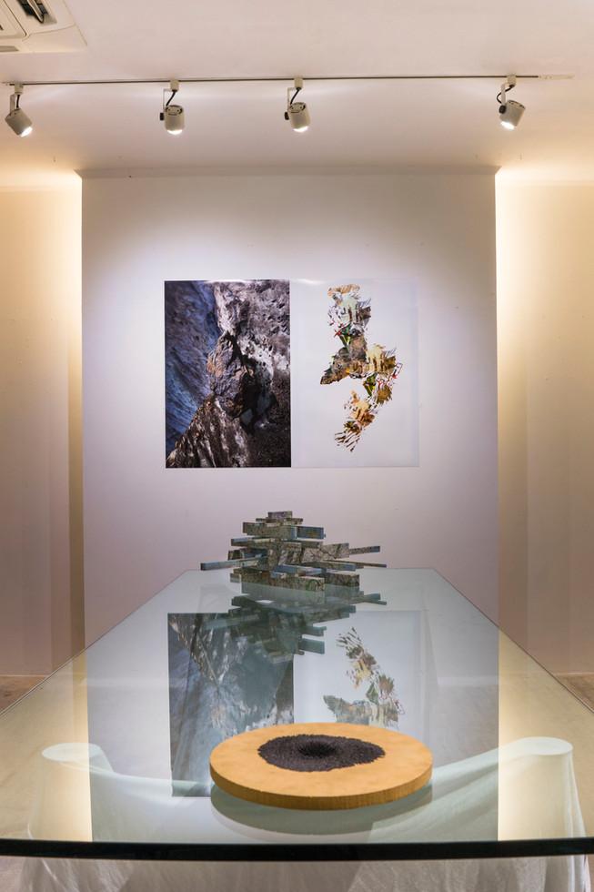 C7C Gallery exhibition view