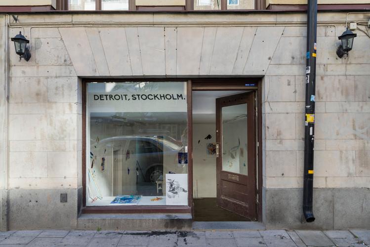 Detroit Stockholm Gallery, Sweden.