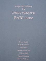 CMBMC Magazine, Rari Issue