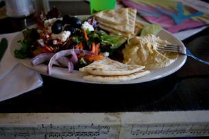 Wburg lunch, 2009