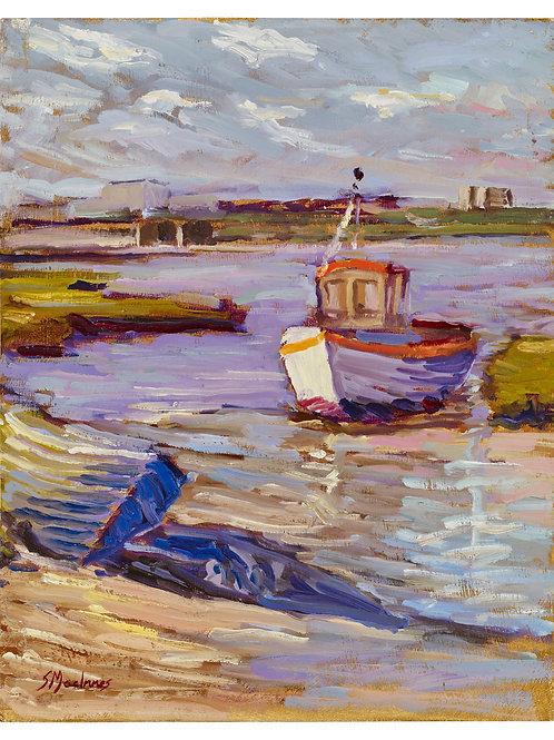 Fishing boat, Aldeburgh
