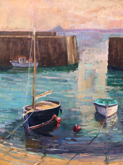 'The Gap', Mousehole, Cornwall