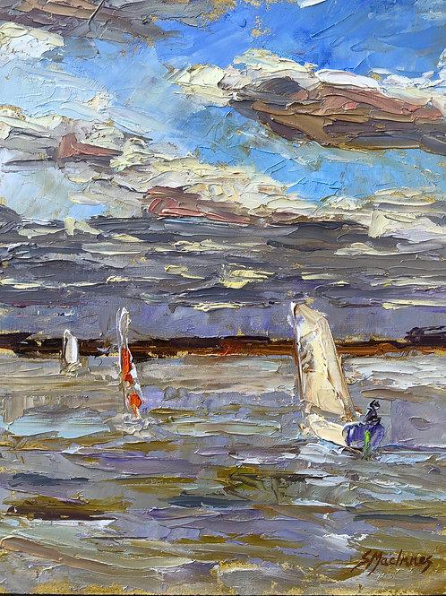 sea breezes, Aldeburgh