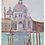 Thumbnail: Sun hat and gondolas by the Salute, Venice