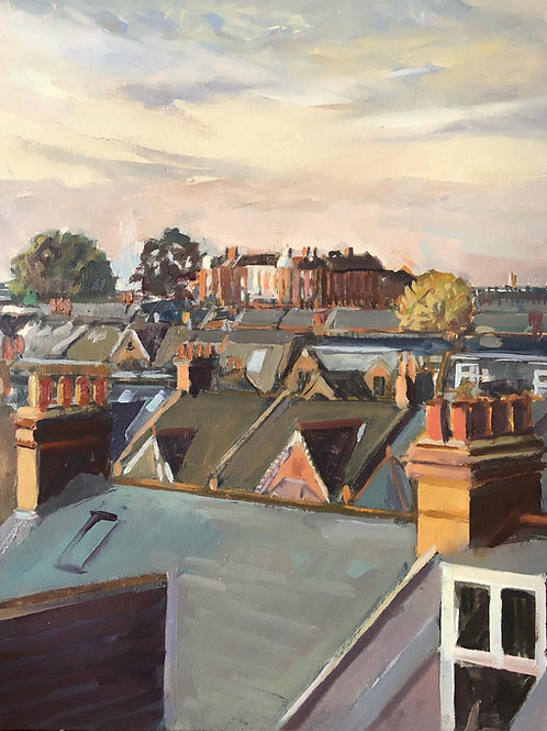 Thomas's Clapham from High Trees terrace