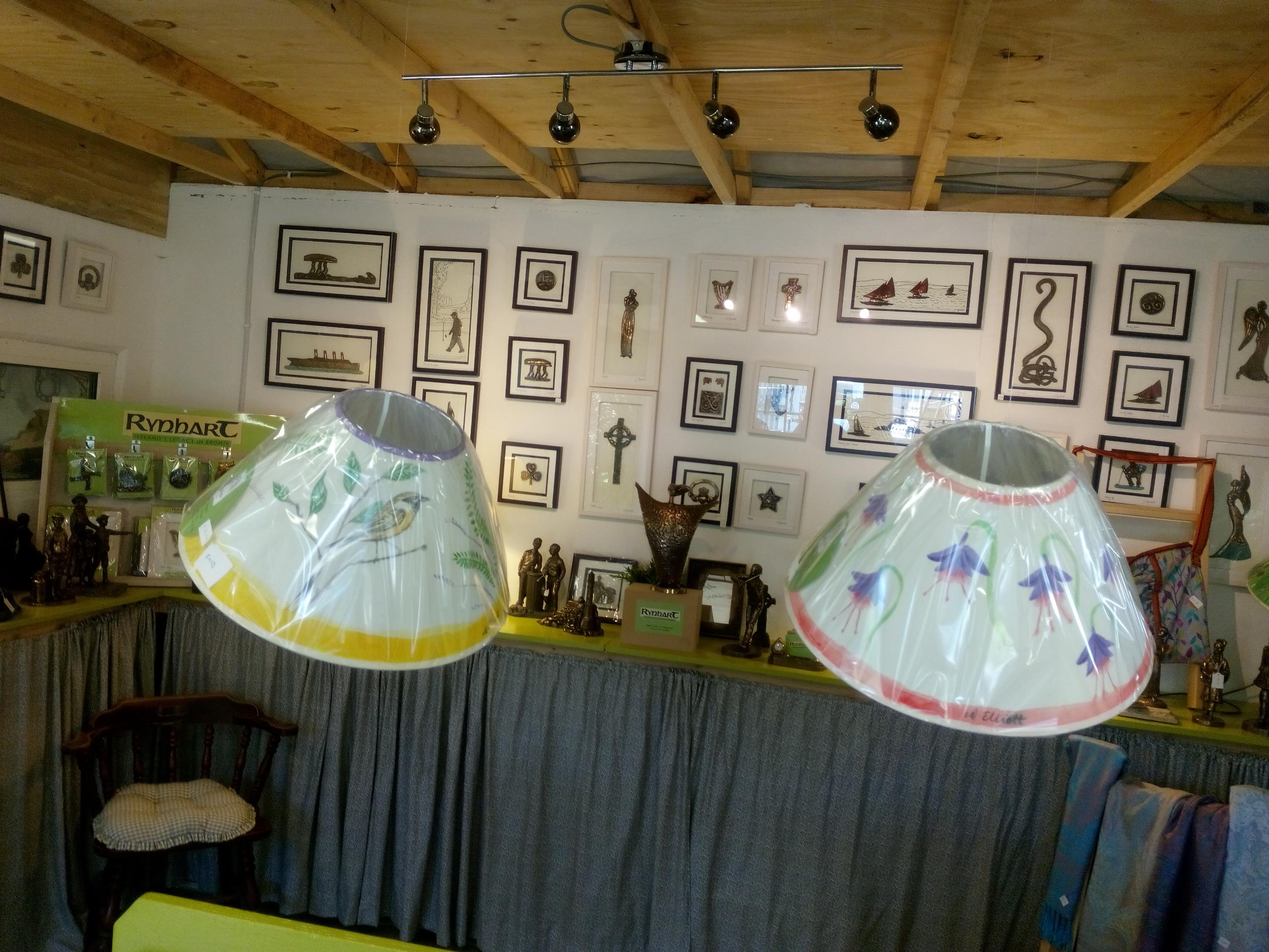 Gift Shop Coomarkane Visitor Centre
