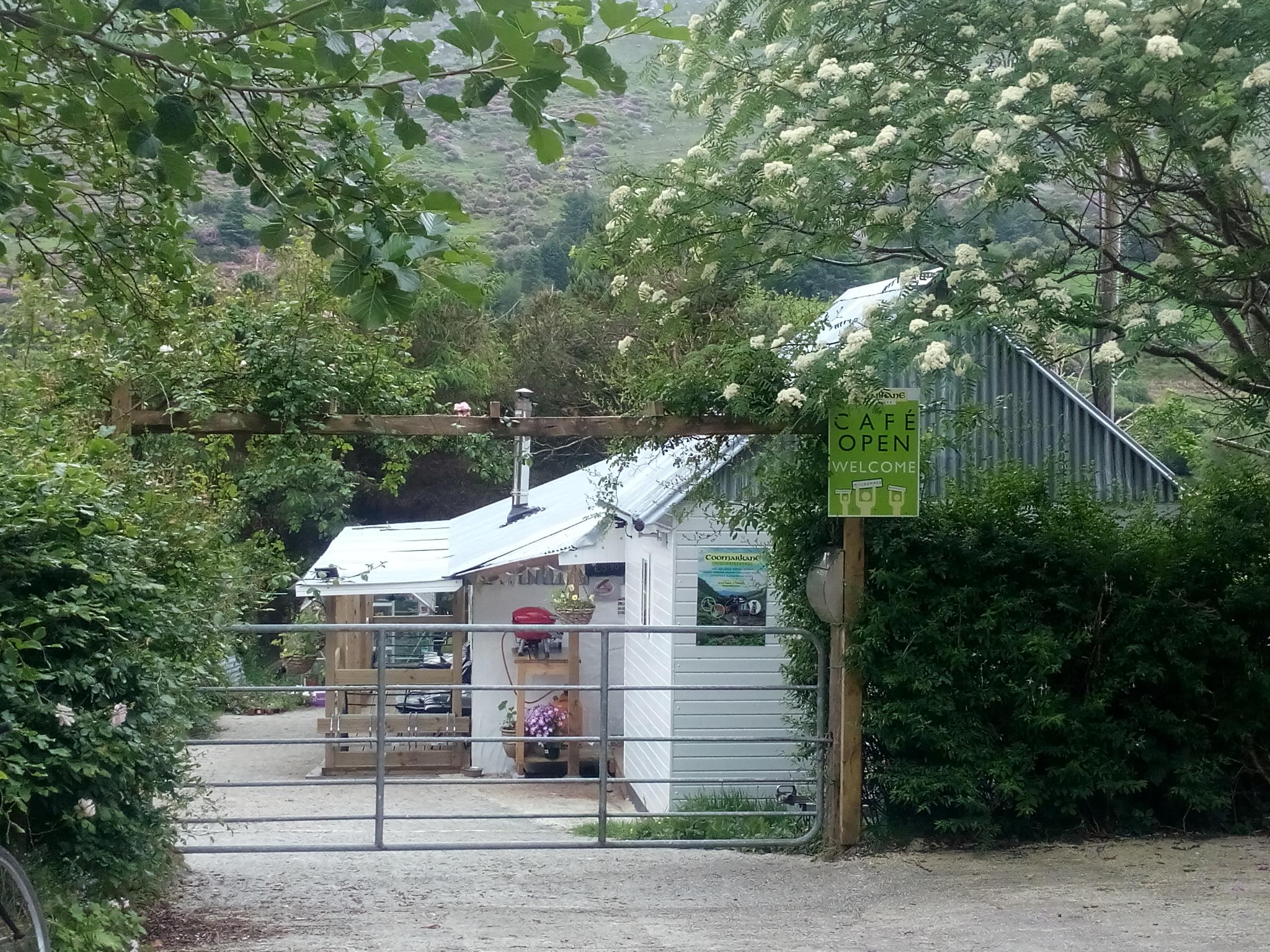 The Coomarkane Visitor Centre