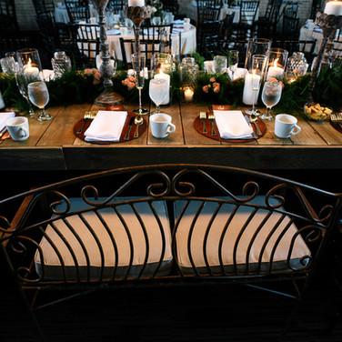 Great Hall Head Table Inspo
