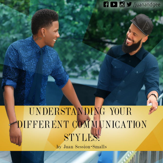 Understanding Your Different Communication Styles + Love Language