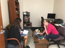 Mentor Teacher Meting Fall 2017