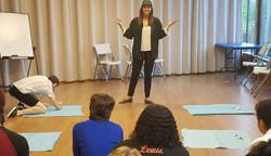 Hip Hop Workshop with CA Teens