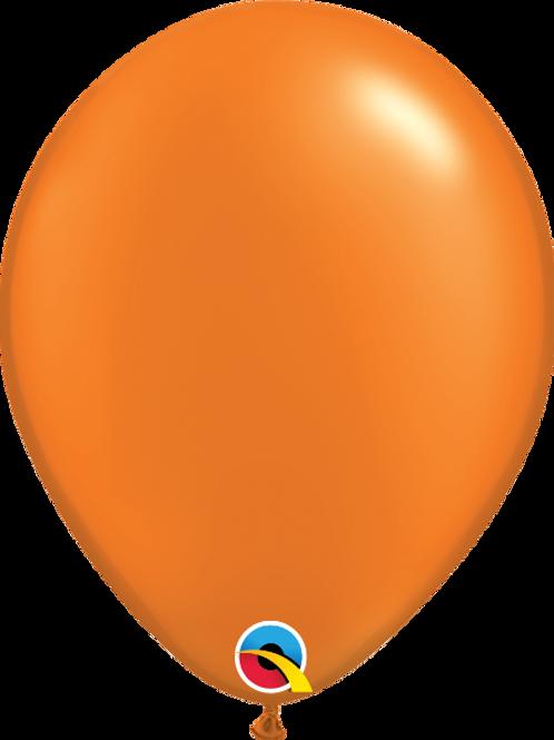 11'' Latex Pearl Mandarin Orange