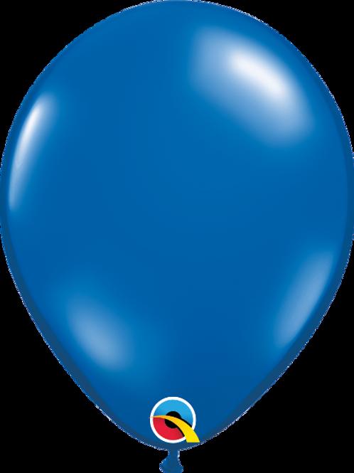 11'' Latex Sapphire Blue
