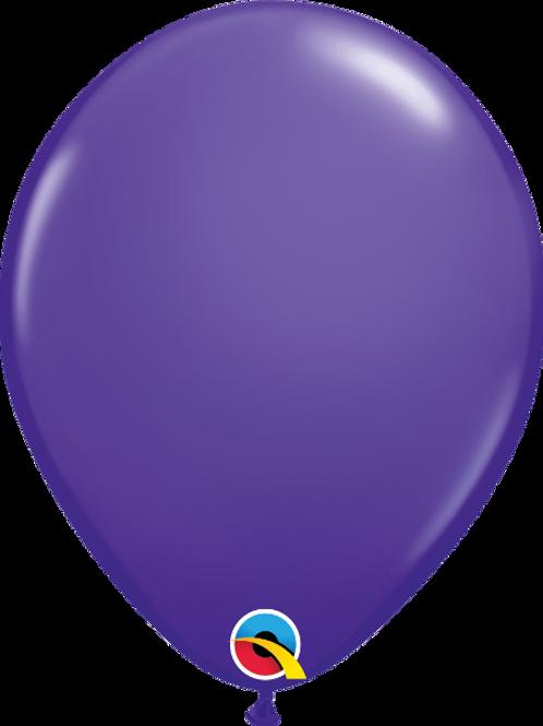 11'' Latex Purple Violet