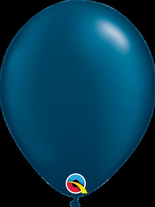 11'' Latex Pearl Midnight Blue